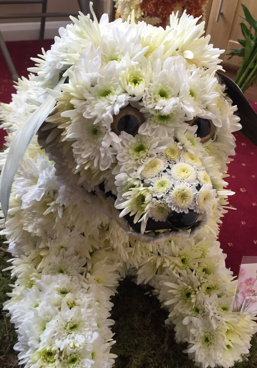 Themed floral tributes first impression flowers floral labrador izmirmasajfo
