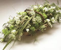 Funeral flower delivery - Bunches and baskets