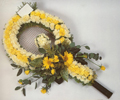 Funeral flowers - themed tributes