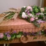 funeral garlands